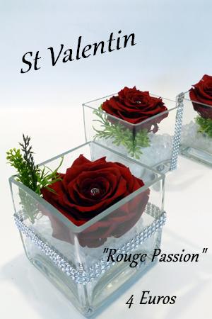 Offre pro st valentin fleurs et d co - Deco vitrine st valentin ...