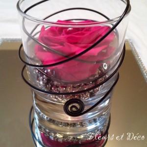 Rose éternelle, livraison Tain l'Hermitage et Tournon Sur Rhône.