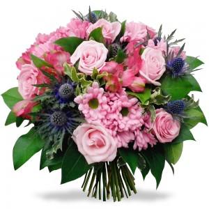 bouquet-rond-rose-fleur_16716
