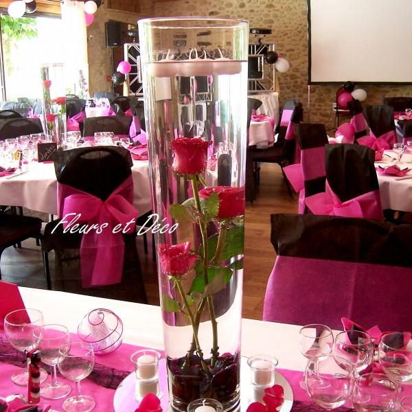 Location vase mariage drôme