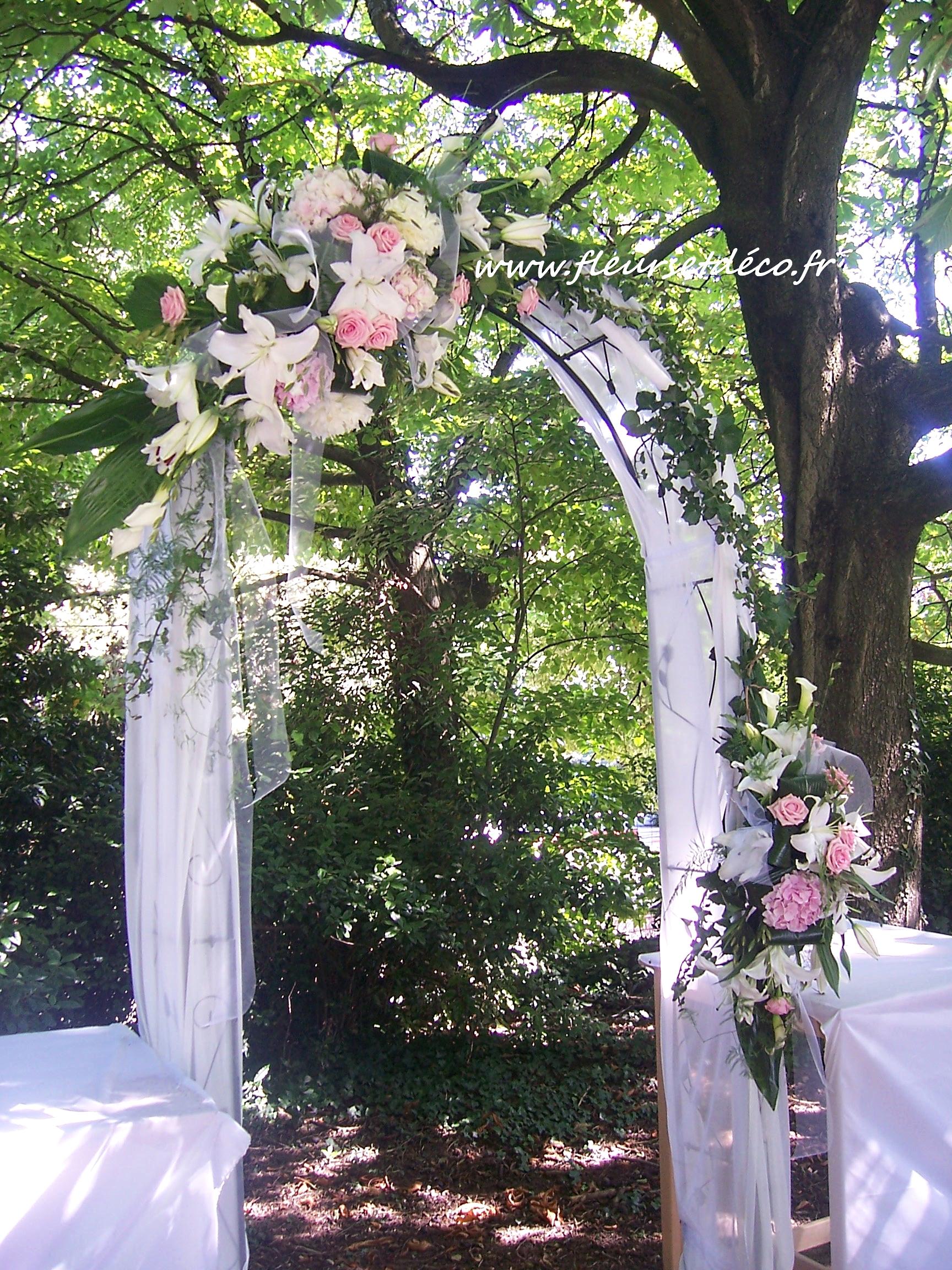 Beliebt Location Arche - Fleurs et Déco HA47