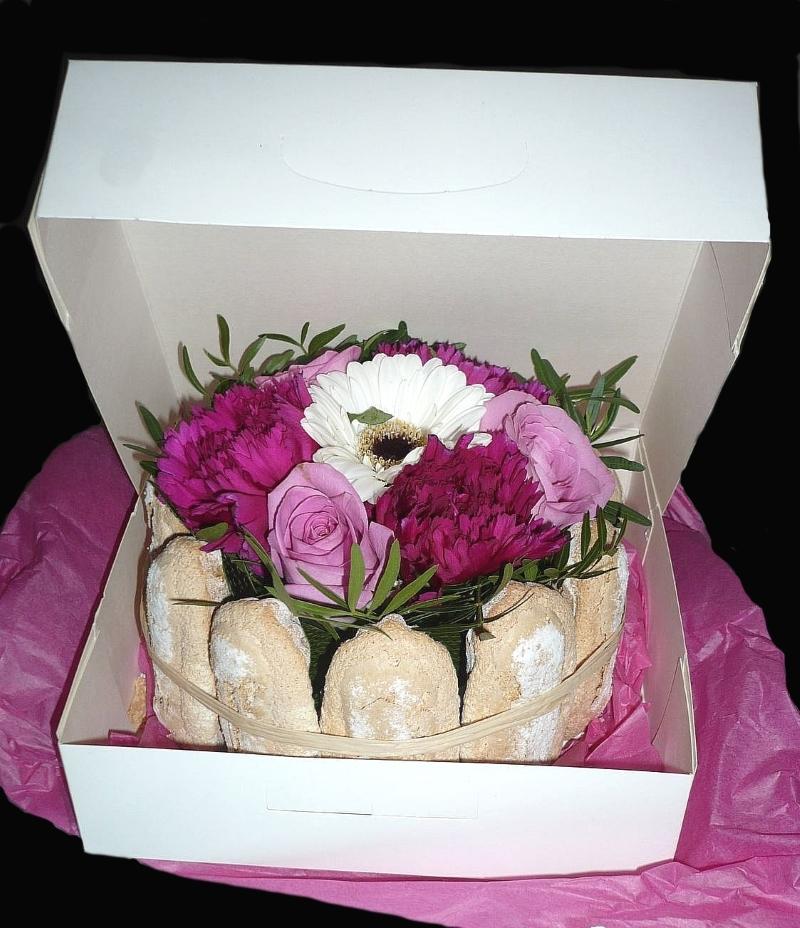 Gourmandise florale fleurs et d co for Abonnement art et decoration