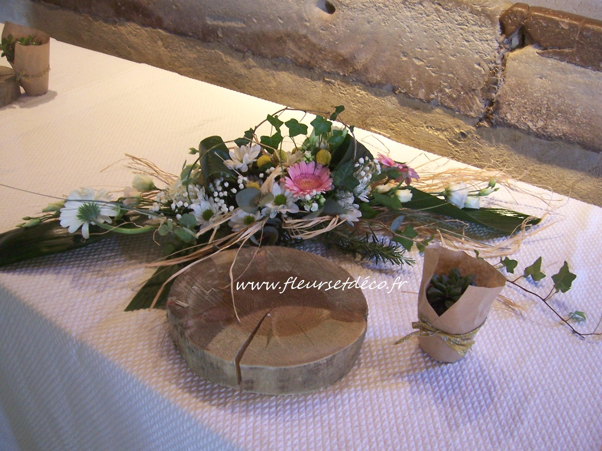 Fleurs et déco Drôme