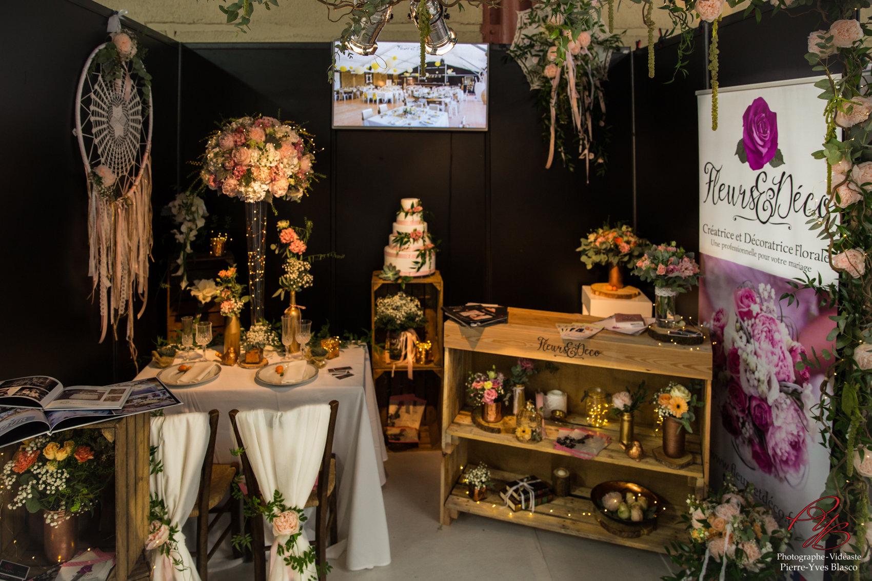 salon du mariage de valence fleurs et d co. Black Bedroom Furniture Sets. Home Design Ideas