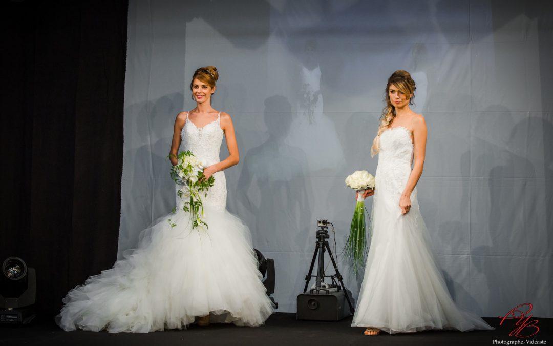 Un défilé «magnifique» au Salon du mariage