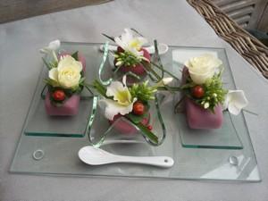 mousse florale color e fleurs et d co. Black Bedroom Furniture Sets. Home Design Ideas