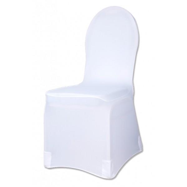 Housse de chaise en lycra en location fleurs et d co - Patron housse de chaise mariage gratuit ...