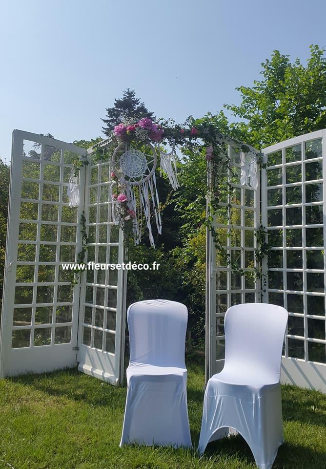 Fleuriste mariage Rhône Alpes
