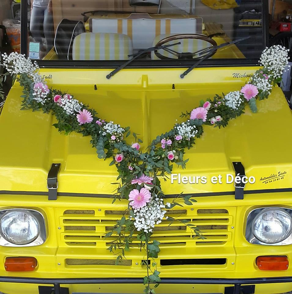 Fleuriste mariage Drôme