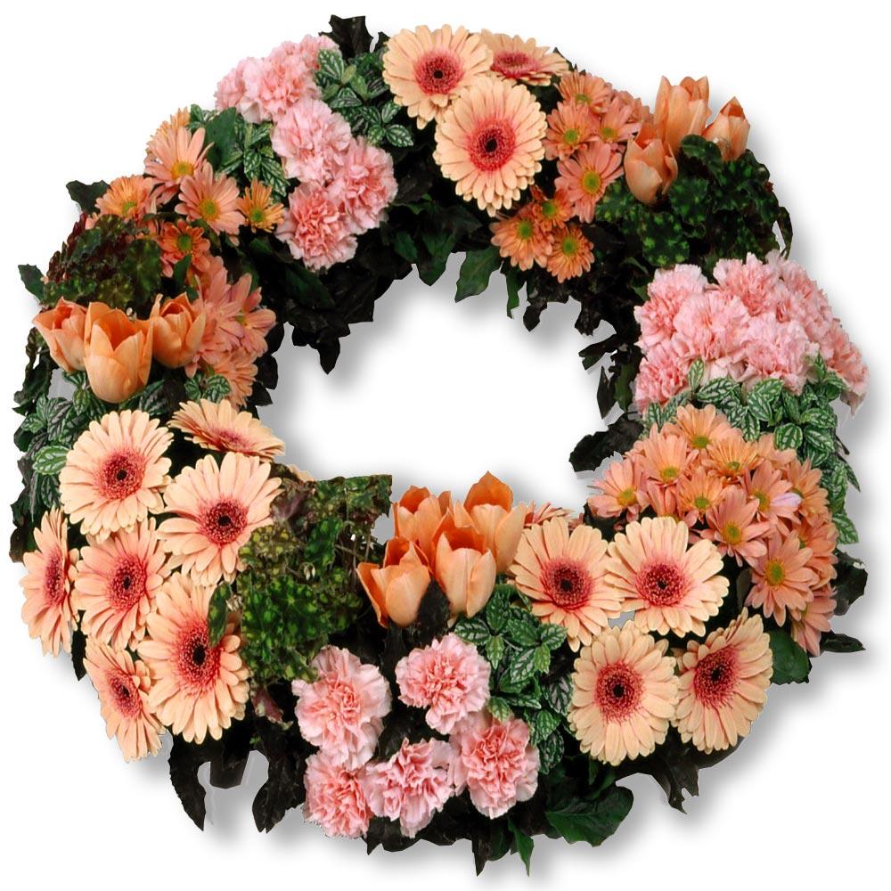 Composition Florale Chandelier