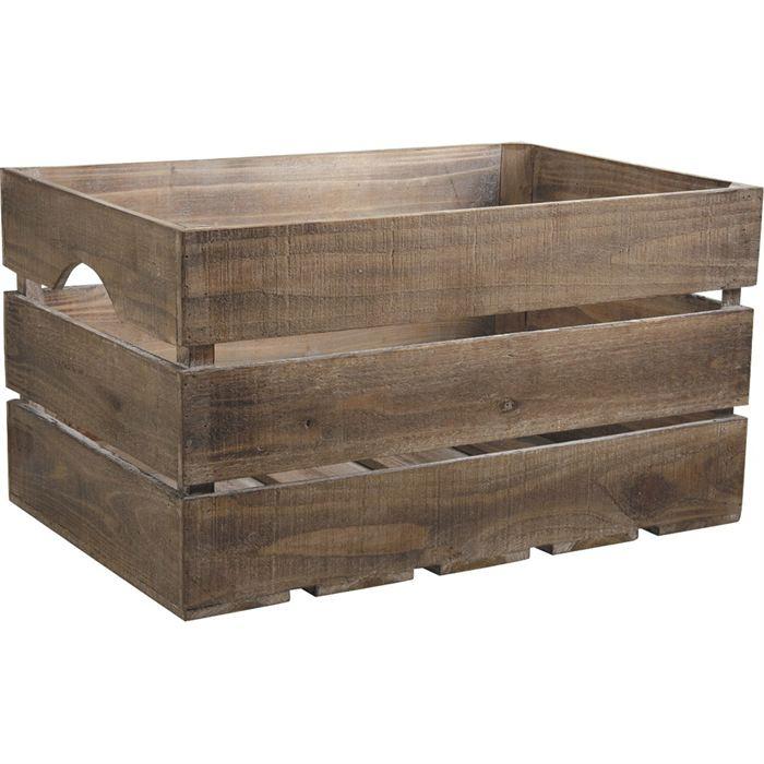 location caisse en bois