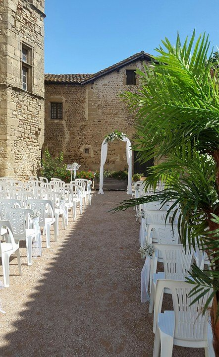 Location arche mariage