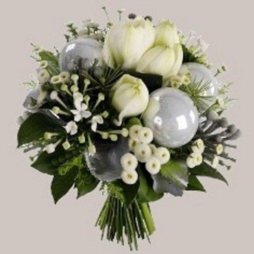 Bouquet tout blanc