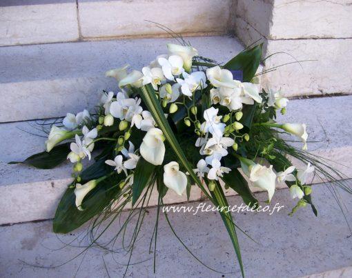 composition funéraire