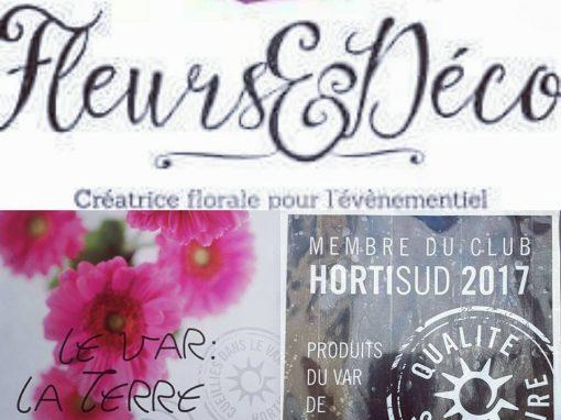 Membre Officiel du Club «Fleurs de France»