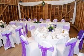 Nœuds de chaise violets en location