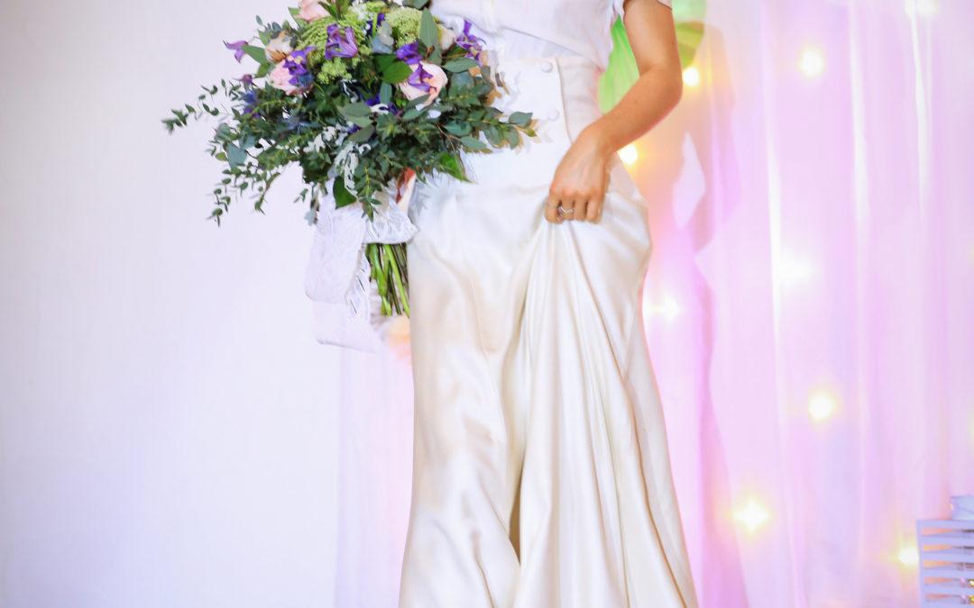 Bouquets de Mariée : défilé de mode