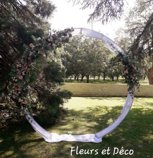 Arche cercle en location