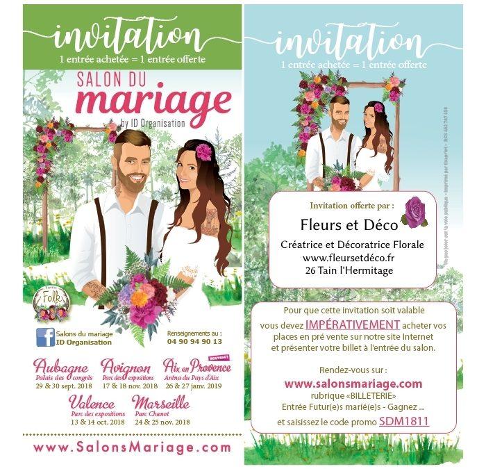 Salon du Mariage 13&14 Octobre