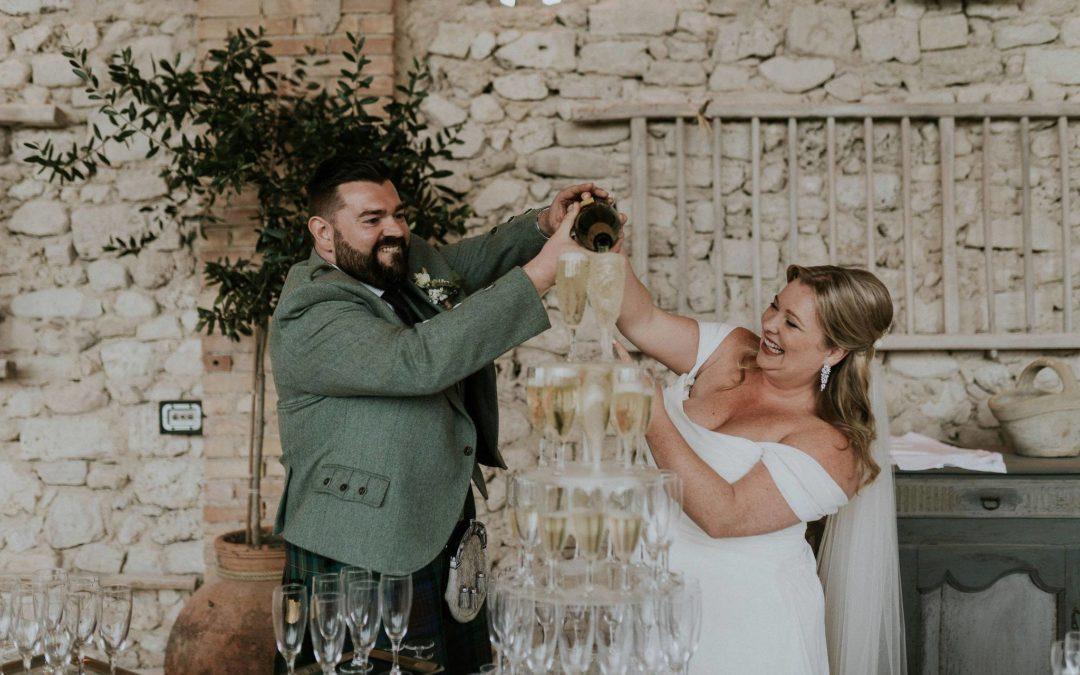 Mariage domaine et fleurs sud France