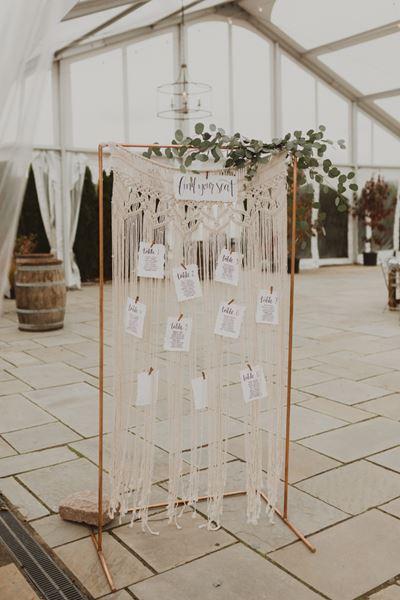 Location plan de table mariage