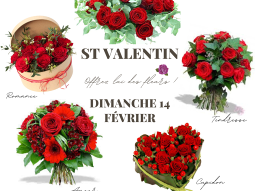 Notre sélection St Valentin